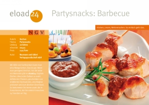 Partysnacks: Barbecue