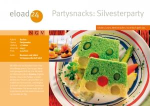Partysnacks: Silvesterparty