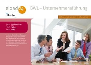 BWL - Unternehmensführung
