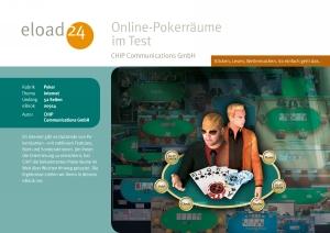 Online-Pokerräume im Test
