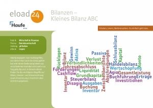 Bilanzen - kleines Bilanz ABC