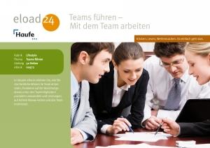 Teams führen - Mit dem Team arbeiten