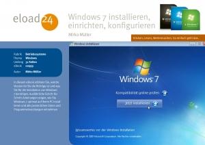 Windows 7 installieren, einrichten, konfigurieren