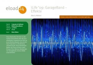 iLife 09: GarageBand - Effekte