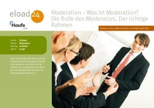 Was ist Moderation?