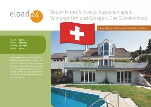Bauen in der Schweiz