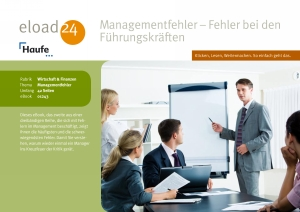 Managementfehler - Fehler bei den Führungskräften