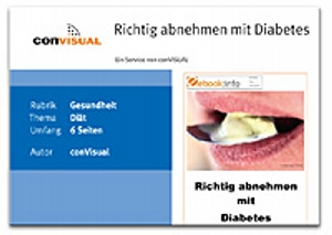 Richtig abnehmen mit Diabetes