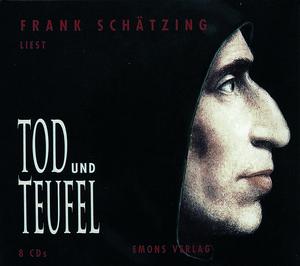 """Frank Schätzing liest """"Tod und Teufel"""""""
