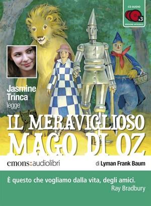 """Jasmine Trinca legge """"Il meraviglioso mago di Oz"""" di Lyman Frank Baum"""