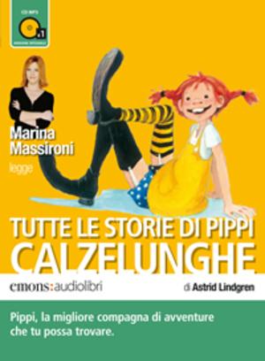 """Marina Massironi legge """"Tutto le storie di Pippi Calzelunghe"""" di Astrid Lindgren"""