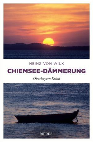 Chiemsee-Dämmerung