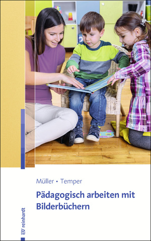Pädagogisch arbeiten mit Bilderbüchern