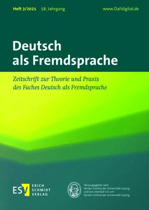 Deutsch als Fremdsprache (03/2021)