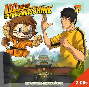 Leo und die Kung Fu Mönche - Teil 1 und 2