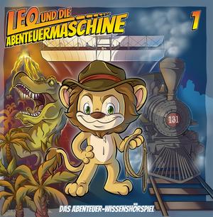 Leo und die Abenteuermaschine ; Leo`s Flugabenteuer ; Leo und die Viehdiebe ; Leo und die Urzeit
