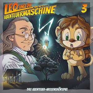 Leo verschollen im ewigen Eis ; Leo und das Wetter-Experiment