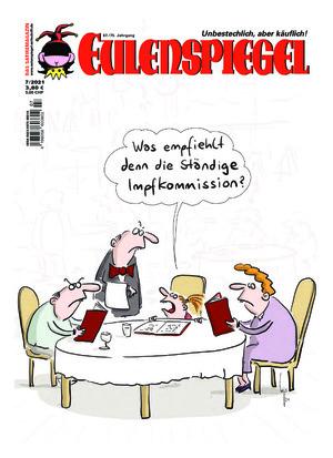 Eulenspiegel (07/2021)