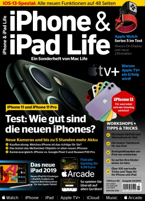 iPhone & iPad Life (04/2019)