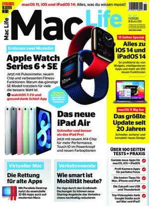 Mac Life (11/2020)