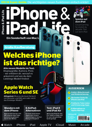 iPhone & iPad Life (01/2021)