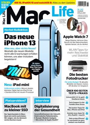 Mac Life (11/2021)