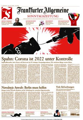 Frankfurter Allgemeine Sonntagszeitung (31.01.2021)