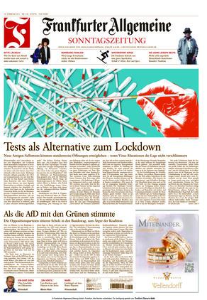 Frankfurter Allgemeine Sonntagszeitung (14.02.2021)