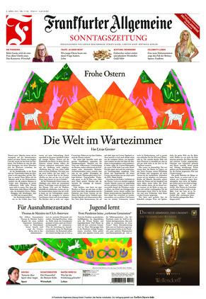 Frankfurter Allgemeine Sonntagszeitung (04.04.2021)