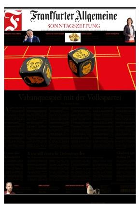 Frankfurter Allgemeine Sonntagszeitung (25.04.2021)