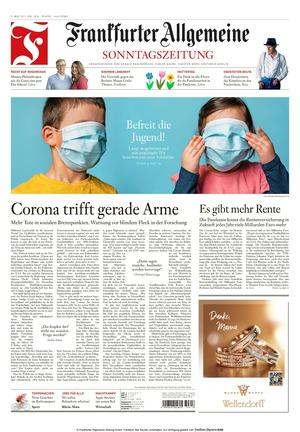 Frankfurter Allgemeine Sonntagszeitung (09.05.2021)