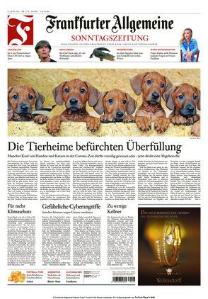 Frankfurter Allgemeine Sonntagszeitung (13.06.2021)