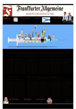 Frankfurter Allgemeine Sonntagszeitung (11.07.2021)