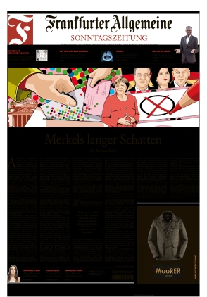Frankfurter Allgemeine Sonntagszeitung (26.09.2021)