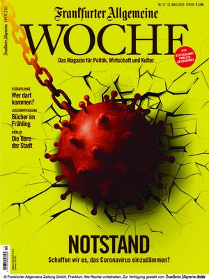 Frankfurter Allgemeine Woche (13.03.2020)