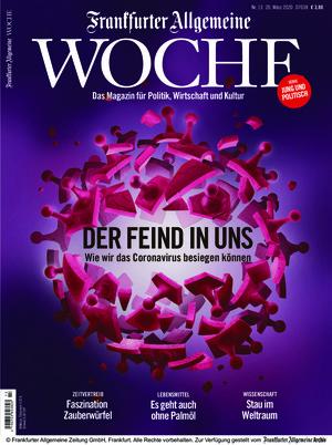 Frankfurter Allgemeine Woche (20.03.2020)