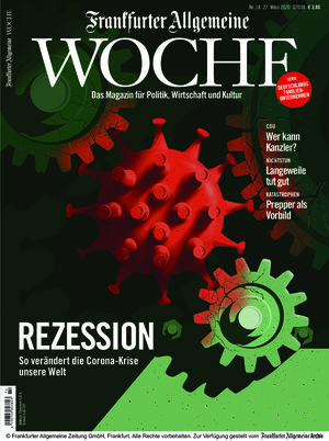 Frankfurter Allgemeine Woche (27.03.2020)