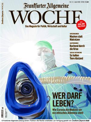 Frankfurter Allgemeine Woche (03.04.2020)