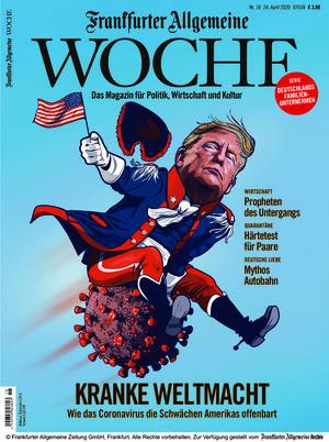 Frankfurter Allgemeine Woche (24.04.2020)