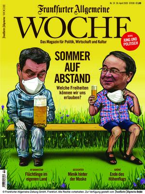 Frankfurter Allgemeine Woche (30.04.2020)