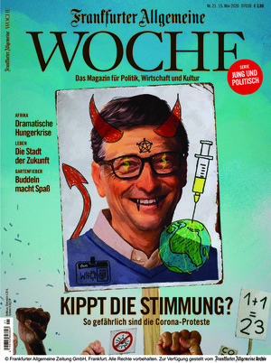 Frankfurter Allgemeine Woche (15.05.2020)