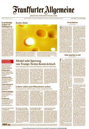 Frankfurter Allgemeine Zeitung (12.01.2021)