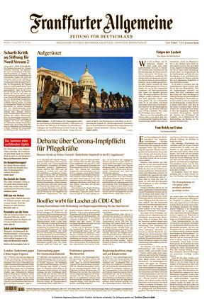 Frankfurter Allgemeine Zeitung (13.01.2021)