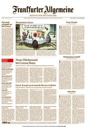 Frankfurter Allgemeine Zeitung (15.01.2021)