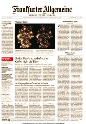 Frankfurter Allgemeine Zeitung (19.01.2021)
