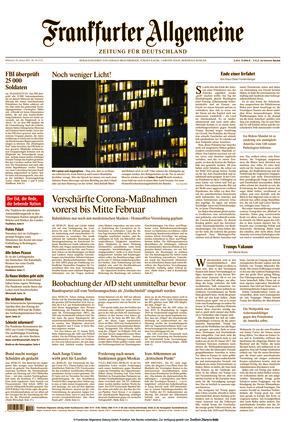 Frankfurter Allgemeine Zeitung (20.01.2021)