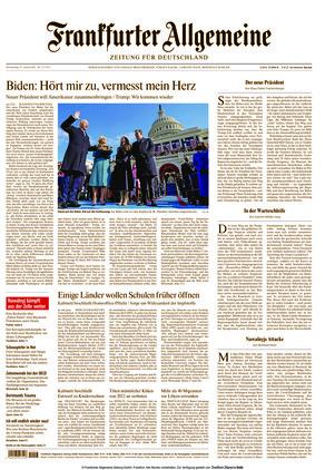 Frankfurter Allgemeine Zeitung (21.01.2021)