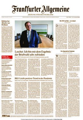 Frankfurter Allgemeine Zeitung (23.01.2021)