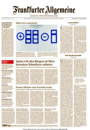Frankfurter Allgemeine Zeitung (17.02.2021)
