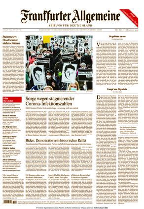 Frankfurter Allgemeine Zeitung (20.02.2021)